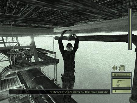 Скриншот №2 к Tom Clancys Splinter Cell®
