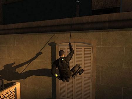 Скриншот №3 к Tom Clancys Splinter Cell®
