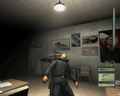 Tom Clancy's Splinter Cell скриншот