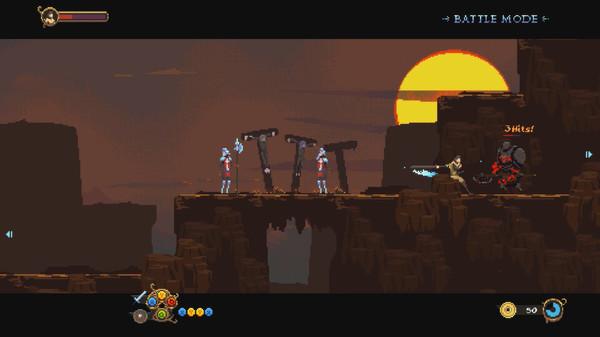 Guild Of Darksteel Screenshot 2