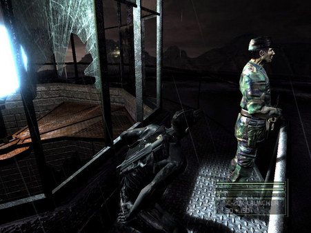 Скриншот №1 к Tom Clancys Splinter Cell Chaos Theory®