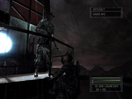Скриншот №2 к Tom Clancys Splinter Cell Chaos Theory®