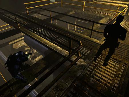 Скриншот №3 к Tom Clancys Splinter Cell Chaos Theory®