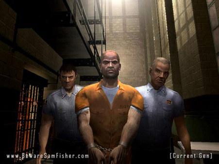 Скриншот №1 к Tom Clancys Splinter Cell Double Agent®