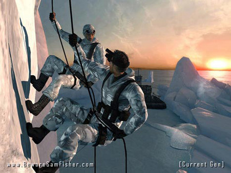 Скриншот №2 к Tom Clancys Splinter Cell Double Agent®
