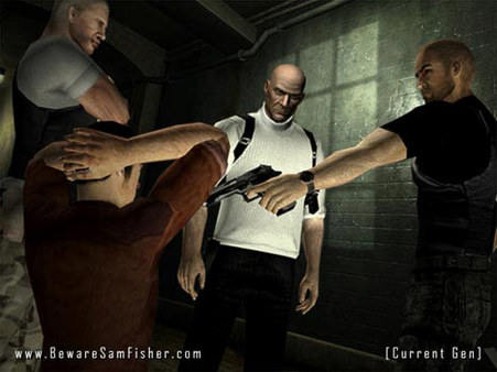 Скриншот №3 к Tom Clancys Splinter Cell Double Agent®