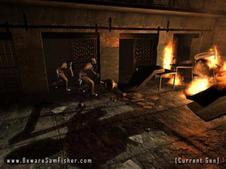 Скриншот №4 к Tom Clancys Splinter Cell Double Agent®