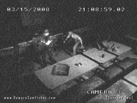 Скриншот №5 к Tom Clancys Splinter Cell Double Agent®