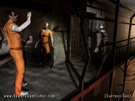 Скриншот №6 к Tom Clancys Splinter Cell Double Agent®