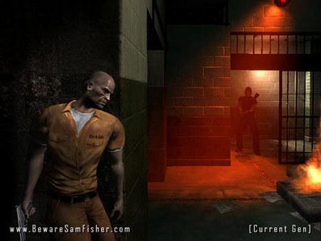 Скриншот №7 к Tom Clancys Splinter Cell Double Agent®