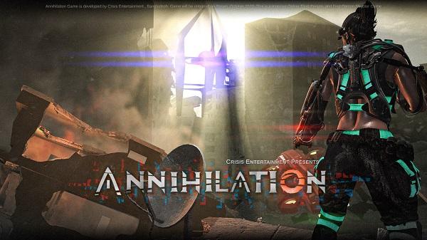 Annihilation On Steam