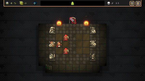 The Dungeon Beneath Screenshot