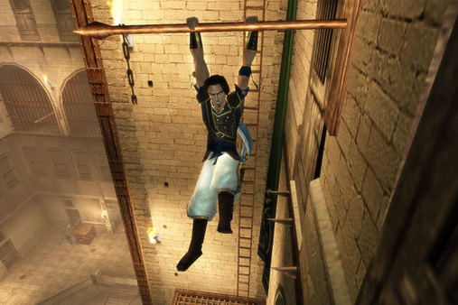 Скриншот №3 к Prince of Persia® The Sands of Time