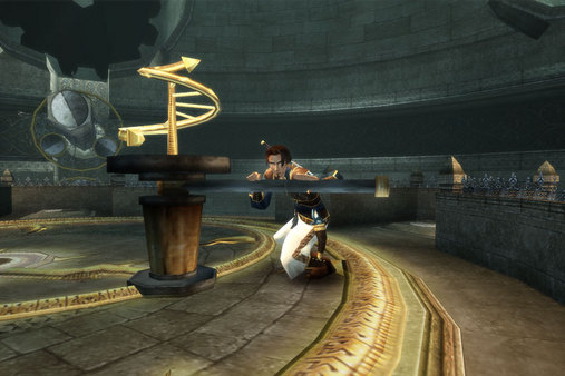 Скриншот №4 к Prince of Persia® The Sands of Time