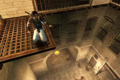 Prince of Persia: The Sands of Time (PoP SoT) скриншот