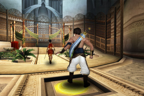 Скриншот №8 к Prince of Persia® The Sands of Time