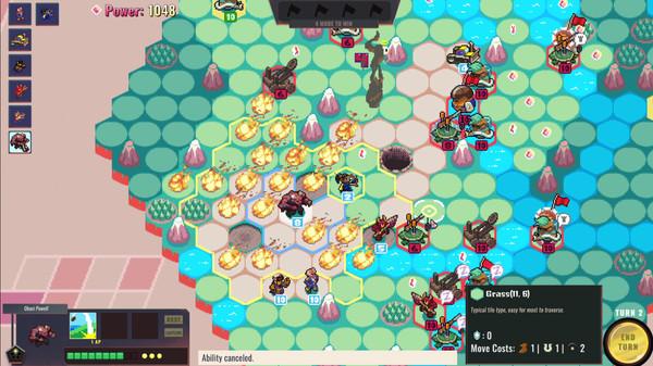 Gem Wizards Tactics screenshot