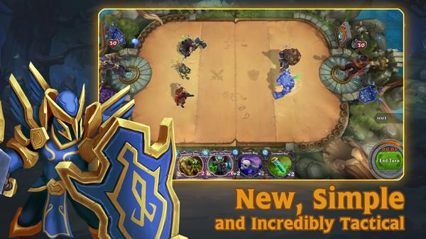 Runeverse: The Card Game screenshot