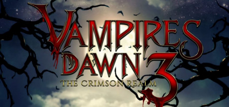Vampires Dawn 3 - The Crimson Realm Cover Image