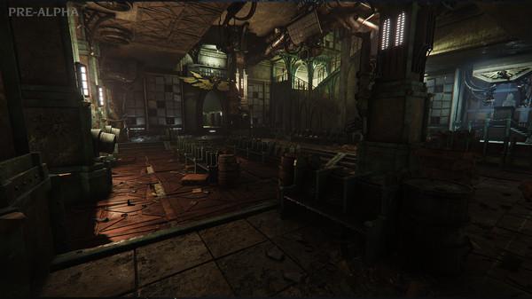Скриншот №4 к Warhammer 40000 Darktide