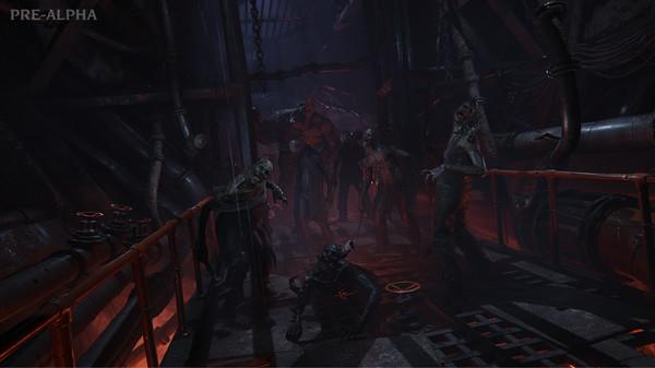 Скриншот №3 к Warhammer 40000 Darktide