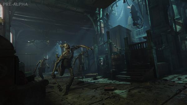 Скриншот №2 к Warhammer 40000 Darktide