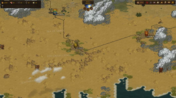 Скриншот №5 к Battle Brothers - Blazing Deserts