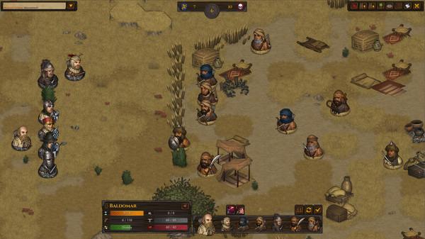 Скриншот №8 к Battle Brothers - Blazing Deserts