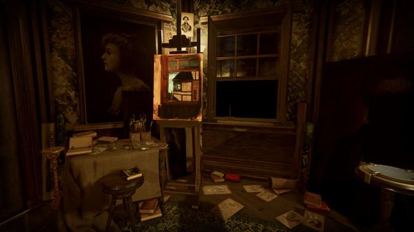 Скриншот №10 к The Room 4 Old Sins