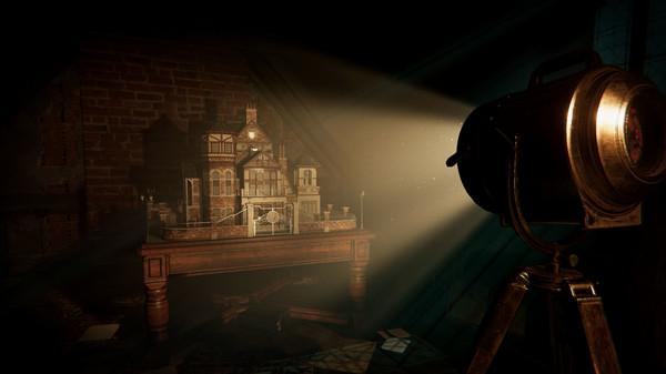 Скриншот №2 к The Room 4 Old Sins