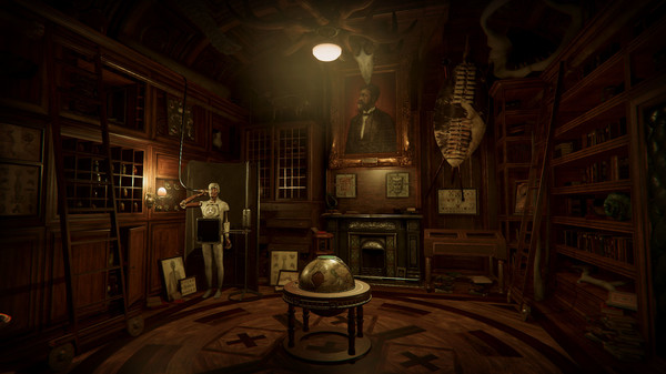 The Room Four: Old Sins (The Room 4) скриншот