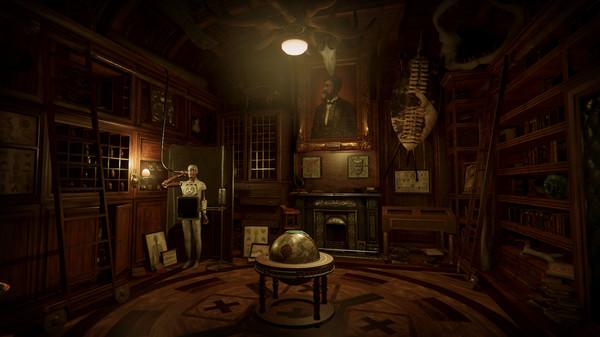 Скриншот №5 к The Room 4 Old Sins