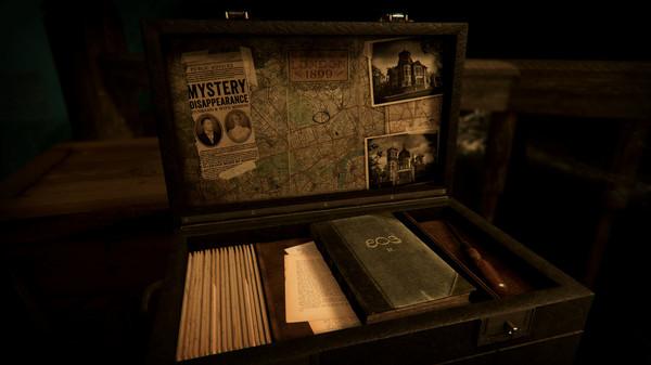 Скриншот №1 к The Room 4 Old Sins