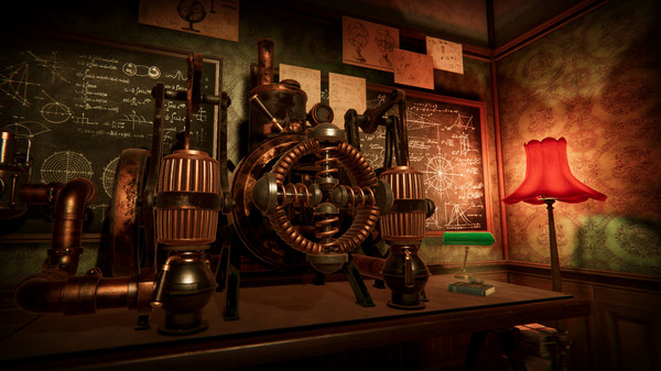 Скриншот №8 к The Room 4 Old Sins