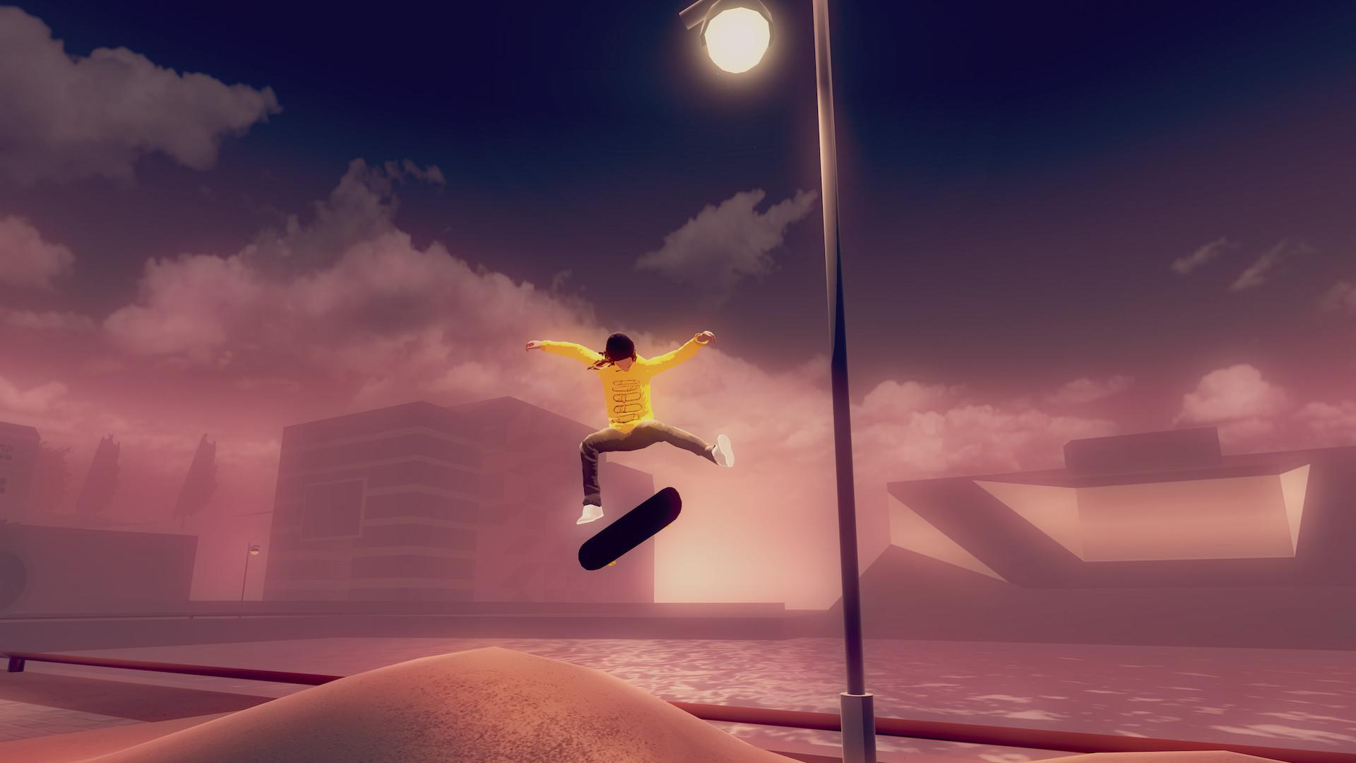 Skate City sur Steam