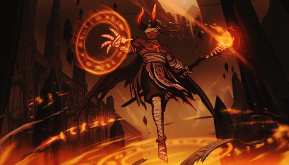 Скриншот №1 к Hero Siege - Entombed Demon Skin
