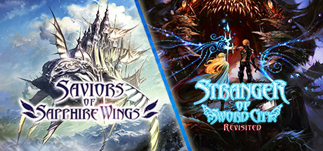 Saviors of Sapphire Wings / Stranger of Sword City Revisited Torrent Download