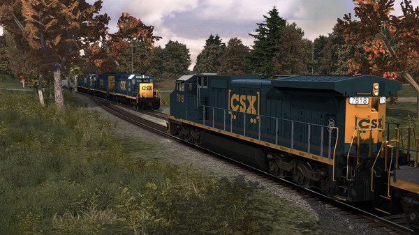 скриншот TS Marketplace: CSX Hanover Subdivision Scenario Pack 01 4