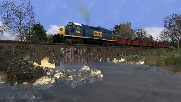 скриншот TS Marketplace: CSX Hanover Subdivision Scenario Pack 01 2