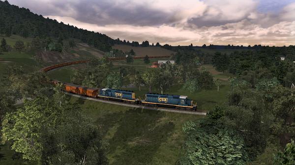 скриншот TS Marketplace: CSX Hanover Subdivision Scenario Pack 01 0