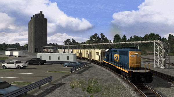 скриншот TS Marketplace: CSX Hanover Subdivision Scenario Pack 01 3