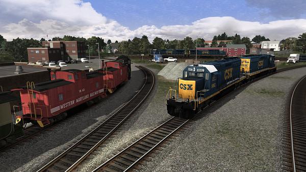 скриншот TS Marketplace: CSX Hanover Subdivision Scenario Pack 01 1