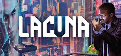 Lacuna – A Sci-Fi Noir Adventure Cover Image