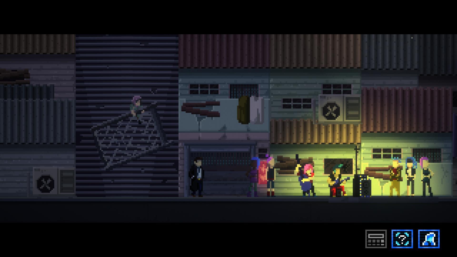 Lacuna A Sci-Fi Noir Adventure Free Download