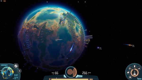 Скриншот №13 к Dyson Sphere Program