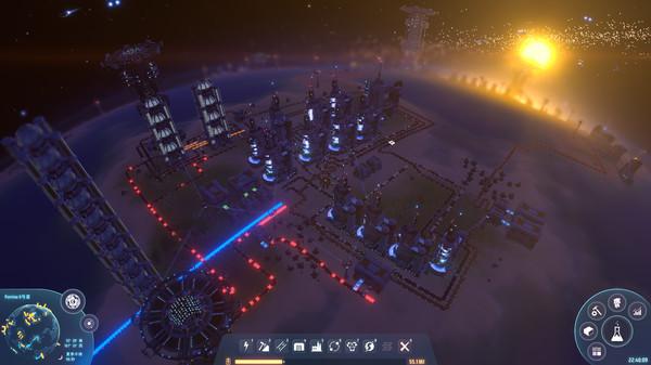 Скриншот №2 к Dyson Sphere Program