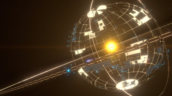 Скриншот №4 к Dyson Sphere Program