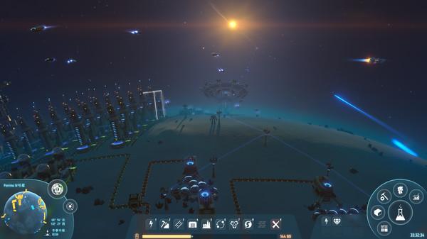 Скриншот №1 к Dyson Sphere Program