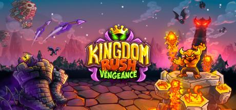 Kingdom Rush Vengeance - Tower Defense Cover Image