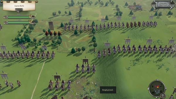 Field_of_Glory_II:_Medieval游戏最新中文版《荣耀战场II:中世纪》